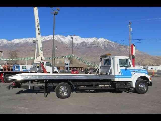 Small Truck Tool Box >> International 4700 (1995) : Flatbeds & Rollbacks