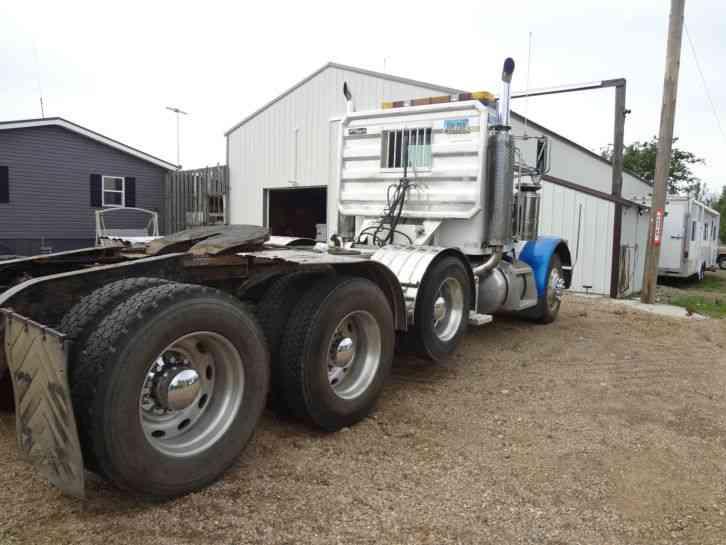 Used Bucket Trucks For Sale >> Peterbilt 379 (1995) : Daycab Semi Trucks