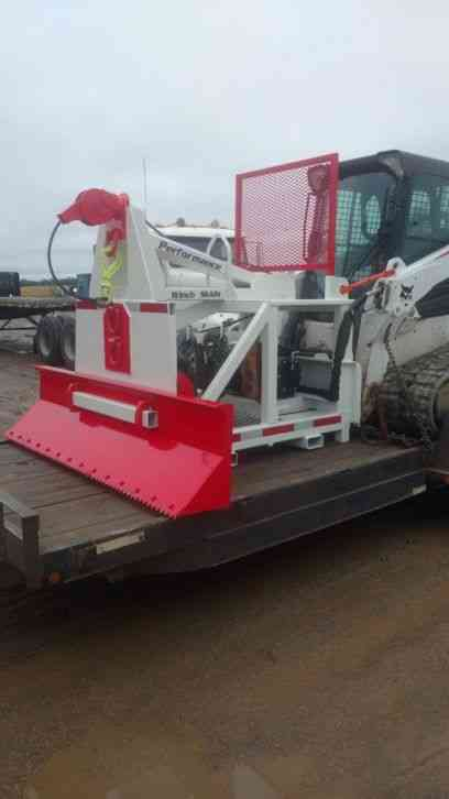 Used Work Trucks >> Performance Winch Skid PWS30 (2018) : Wreckers