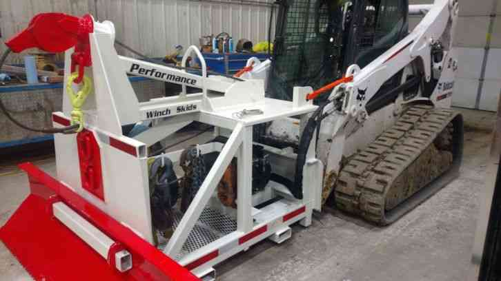 Performance Winch Skid PWS30 (2019)