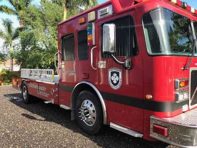 Spartan Gladiator 2001 Emergency Amp Fire Trucks