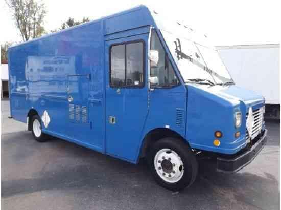 blue step vans for sale