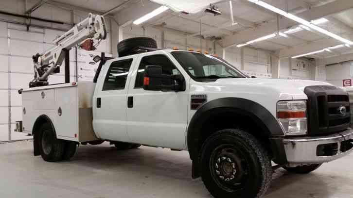 Ford F 450 2010 Utility Service Trucks