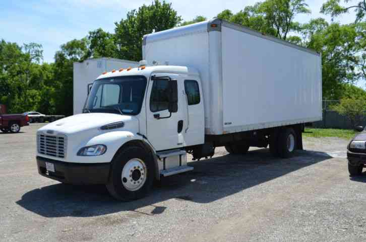 Gmc W5500 Cabover 18ft Box Truck 2006 Van Box Trucks