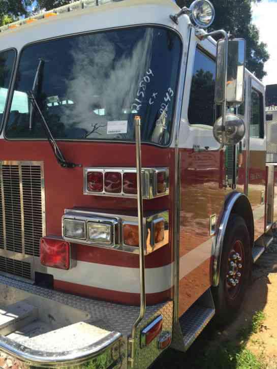 Sutphen Ts 104 1995 Emergency Amp Fire Trucks
