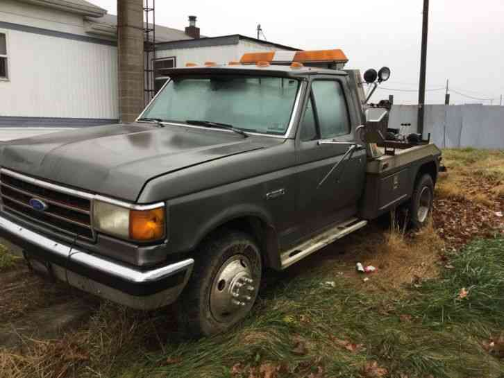 Ford F350 (2005) : Wreckers