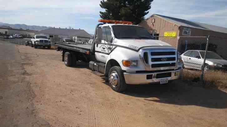 Ford f650 (2005)