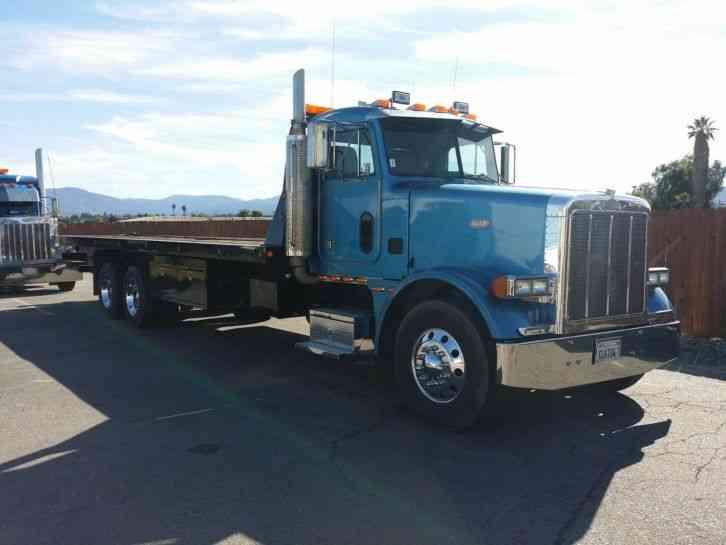 Flatbed Tow Truck >> PETERBILT 378 (1997) : Flatbeds & Rollbacks