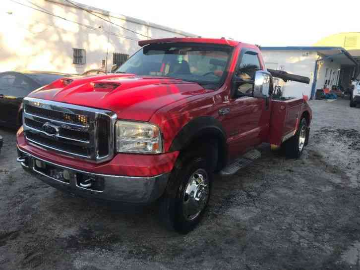 Ford F450 Powerstroke 7. 3 (2002)