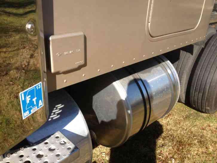 Straight Truck Axle Weights : Freightliner cl st sleeper semi trucks