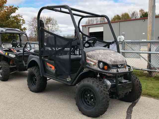 Arctic Cat Prowler EV iS (2018)