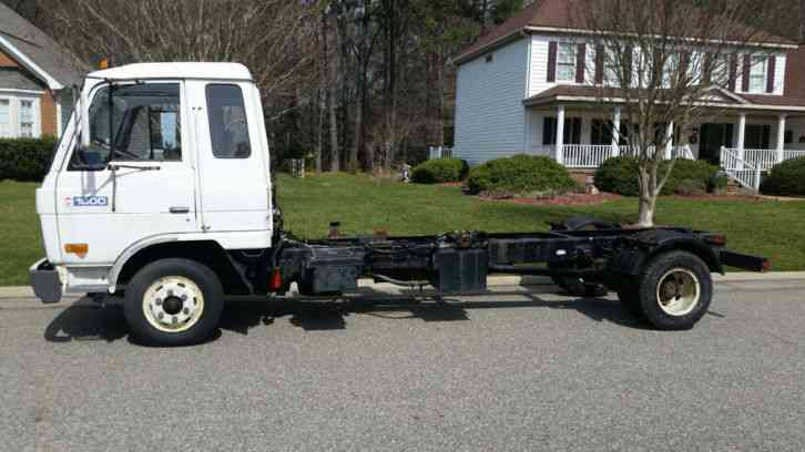 Nissan Trash Trucks For Sale | Autos Post