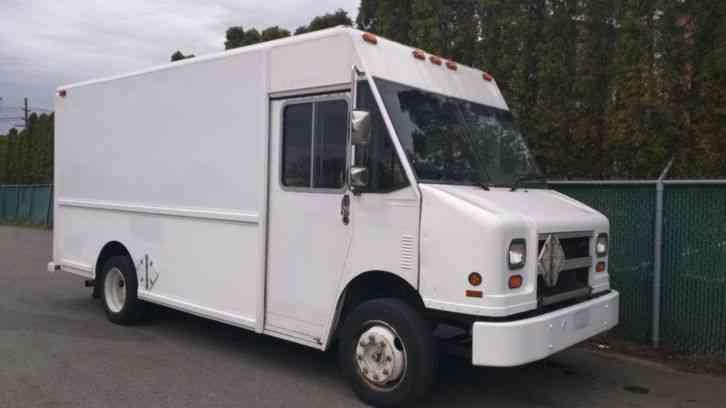 international 4700 1996 van box trucks. Black Bedroom Furniture Sets. Home Design Ideas