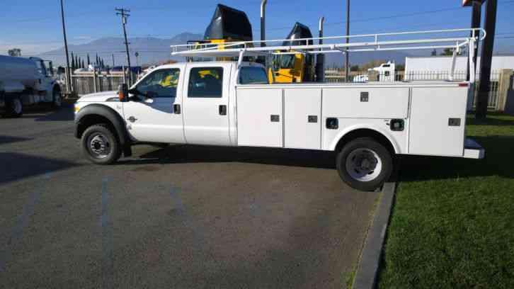 Chevrolet G3500 2004 Utility Service Trucks