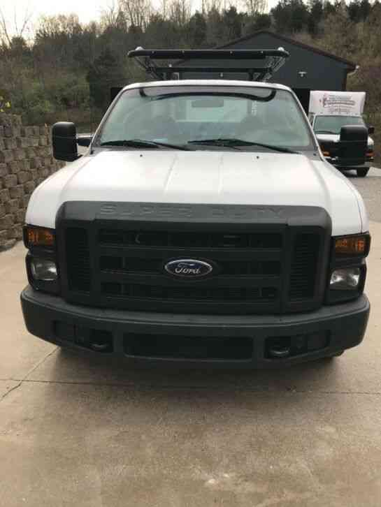 Ford F-250 (2007)