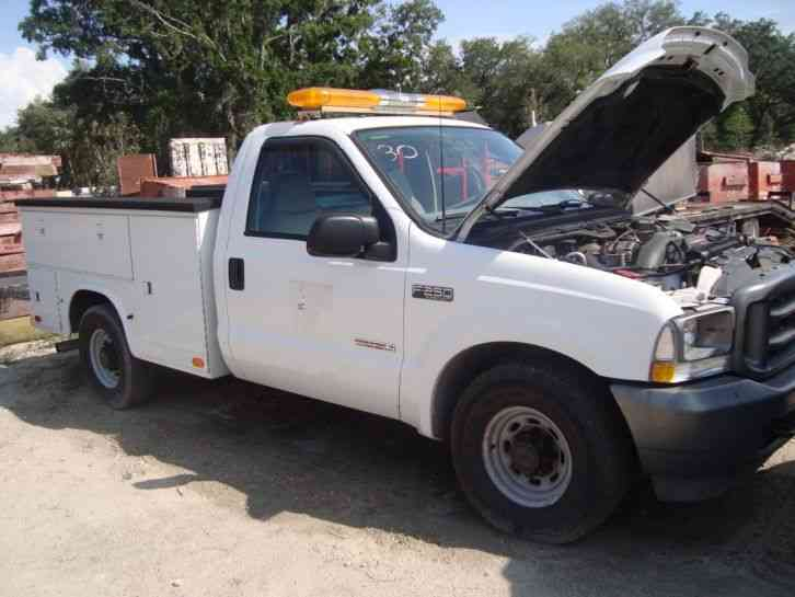 Ford F-250 (2003)