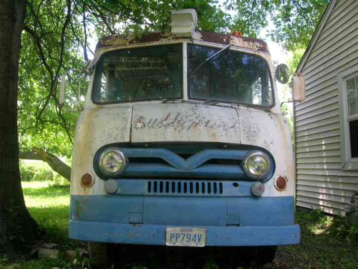 Mister Softee Truck For Sale | Autos Post