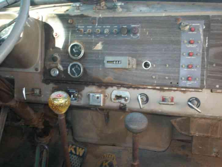 Old Pickups For Sale >> Kenworth W900 W923 (1969) : Daycab Semi Trucks