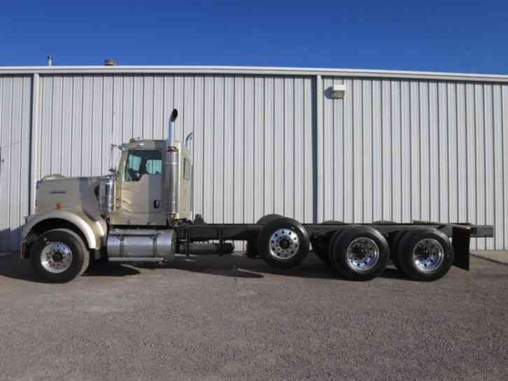 Heavy Truck Pto : Kenworth w b heavy duty trucks