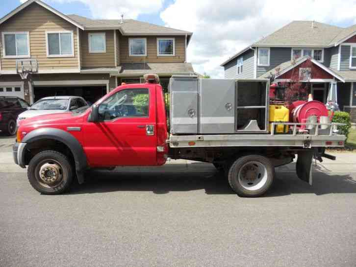 Ford F450 (2007) : Emergency & Fire Trucks