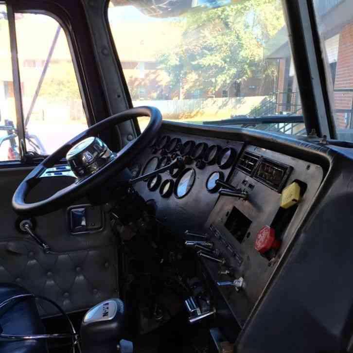 What Is Flex Fuel >> Western Star 4964F (1987) : Sleeper Semi Trucks