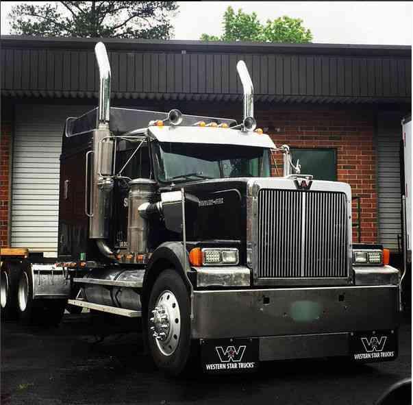Western Star 4964f 1987 Sleeper Semi Trucks