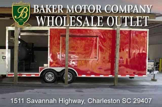 0 worldwide trailer manufacturing mk 242 8 flatbeds for Baker motors jaguar charleston sc