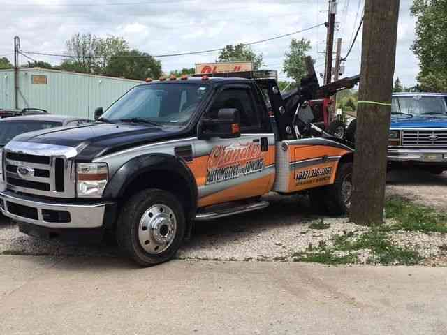 Ford F550 (2008) : Wreckers