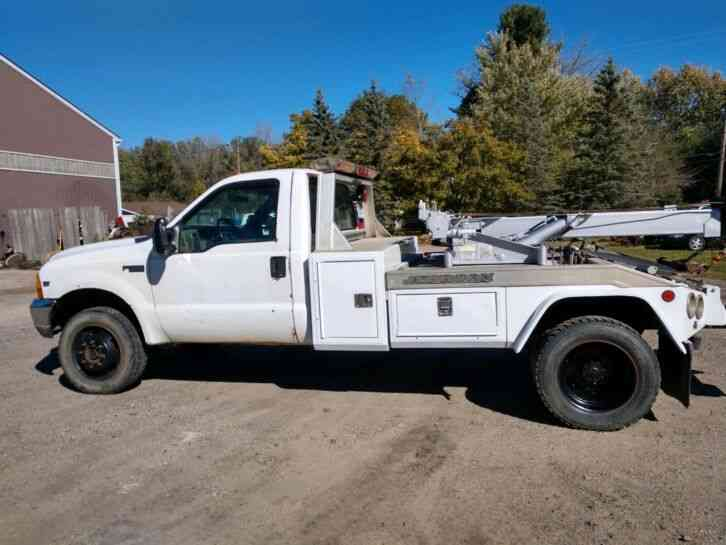 ford F-450 (1999)
