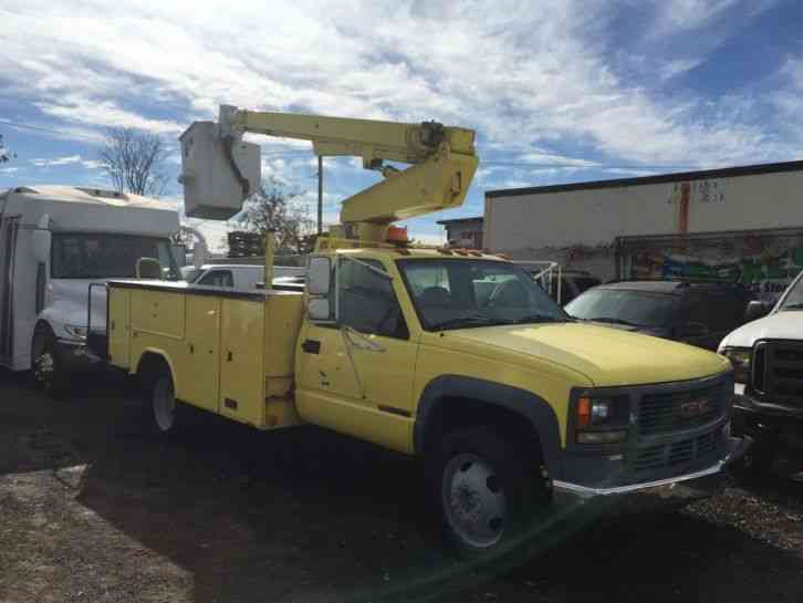 Gmc Truck For Sale >> GMC 3500 (1997) : Bucket / Boom Trucks
