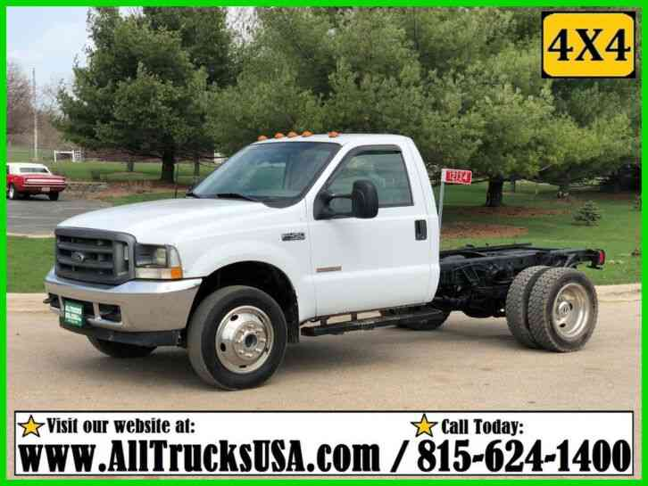 Ford F450 4X4 (2003)