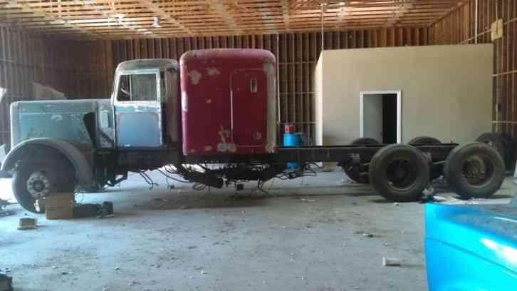 peterbilt semi truck price
