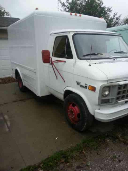 Freightliner MT45 (2008) : Van / Box Trucks