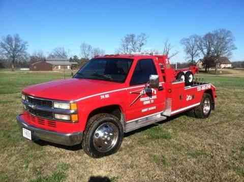 Chevrolet 3500 HD (1999) : Wreckers