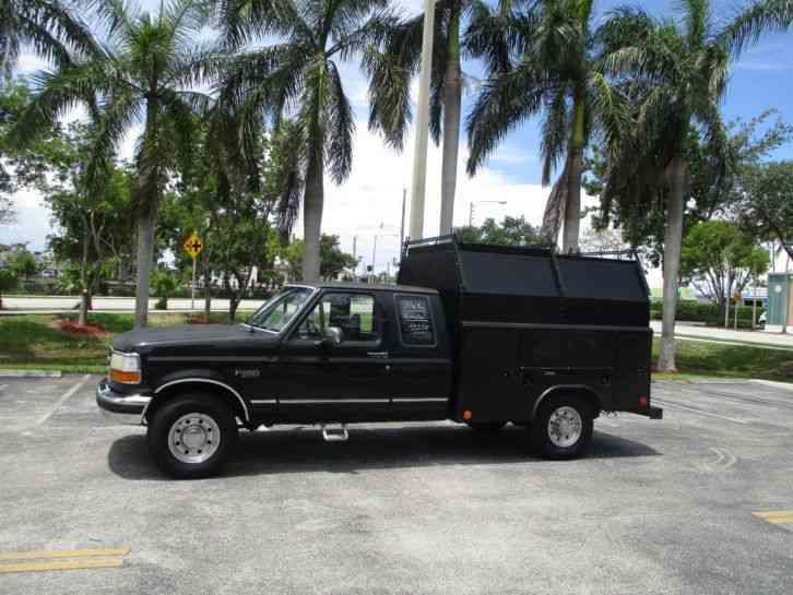 Ford F-250 (1995)