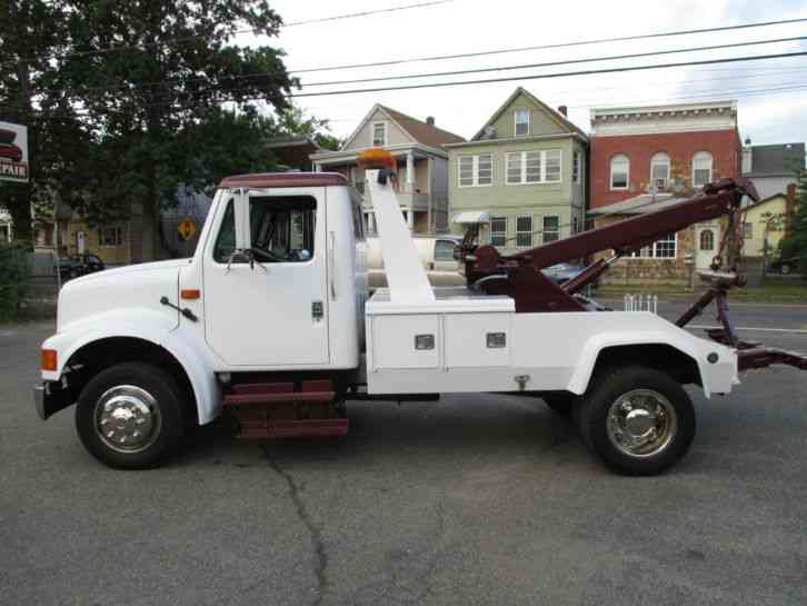Ford F-350 4x4 Century Wrecker (1988) : Wreckers