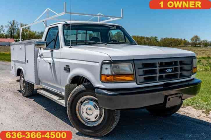 Ford F350 Super Duty (1997)