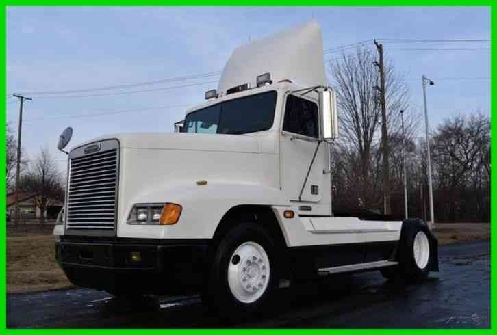 Freightliner FLD120 Day Cab Semi (1997)