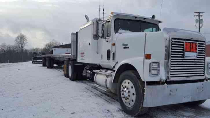 International 9370 (1997) : Sleeper Semi Trucks