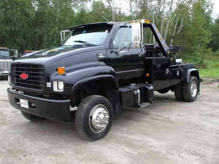Chevrolet 6500 (1999) : Wreckers