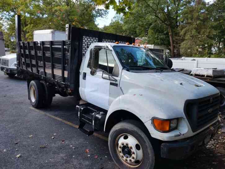 Ford F750 (2002)