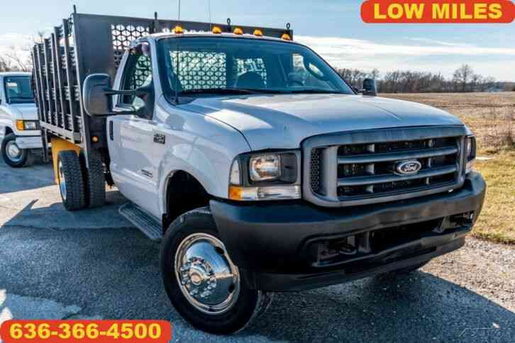 Ford F450 Super Duty (2003)