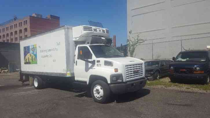 GMC C6500 (2003) : Van / Box Trucks