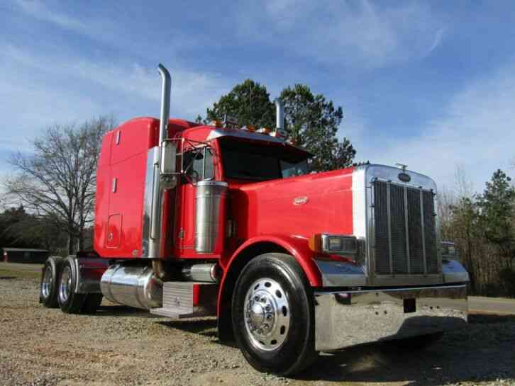 PETERBILT 379EXHD 1 Owner 6NZ Cat!! (2003)
