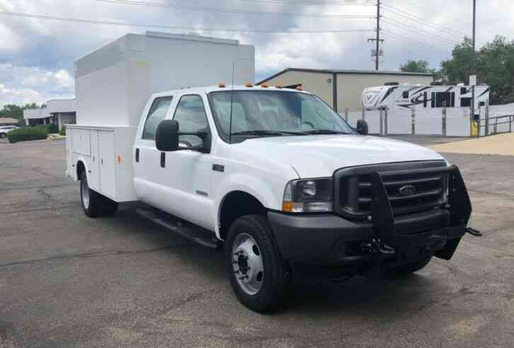 Ford F450 SD (2004)