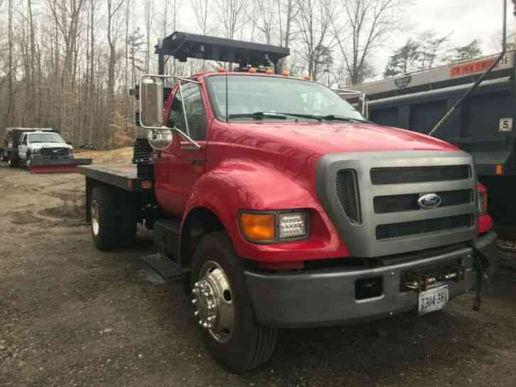 Ford F750 (2005)