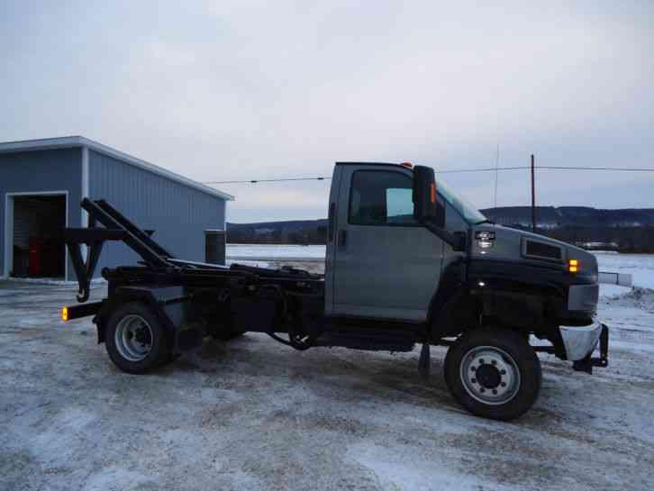 GMC 5500 (2005) : Medium Trucks