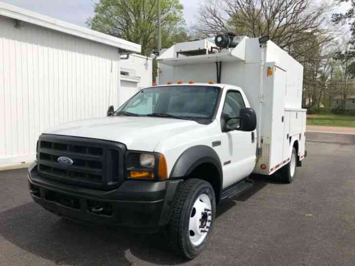 Ford F-450 (2006)