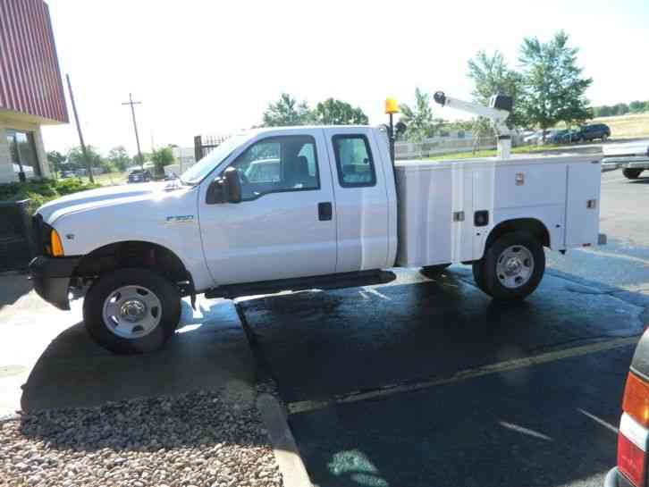 Ford f350 (2007)