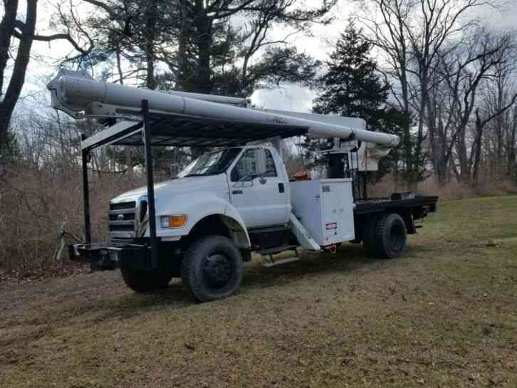 Ford Altec Bucket Truck 62' (2007)